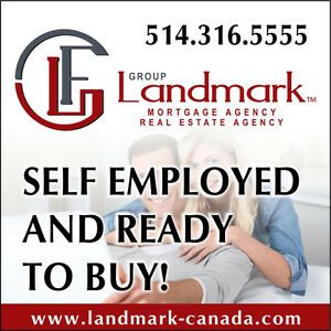 SELF EMPLOYED AND READY TO BUY! West Island Greater Montréal image 1
