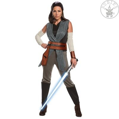 Rubies Deluxe Kostüm * Star Wars VIII * 3820698 - Rey * Dress Adult * Disney