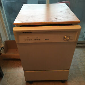 Kenmore dishwasher