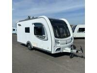 2012 COACHMAN Pastiche 460/2 Touring Caravan - 2 berth