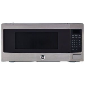 Stainless Steel 1.1 Cu.Ft Microwave Spacemaker Professional