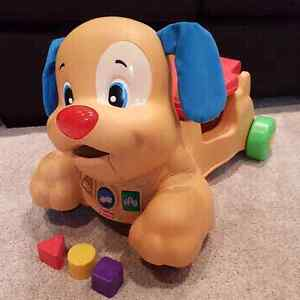 Fisher Price Dog Ride On Toy