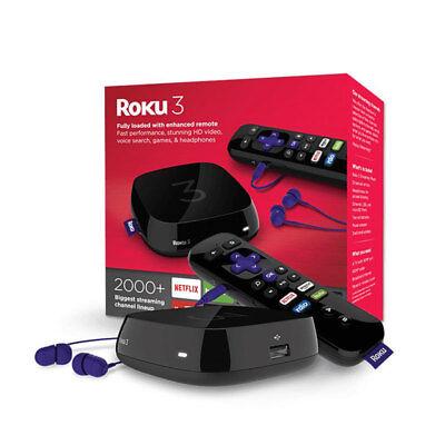 Roku 3 Streaming Media Player (4230x1)