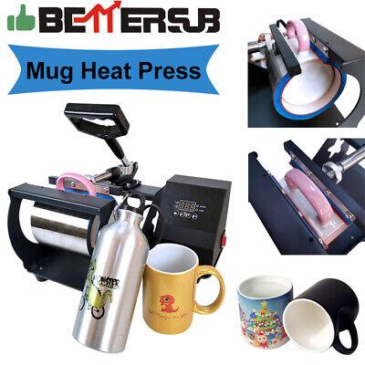 Digital Heat Mug Press Transfer Sublimation Machine For 11oz Cup Coffees Mugs Us