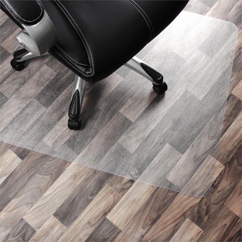 "CraftTex  Clear Floor Mat  High Strength Mat to Protect Hard Floors 35"" x 47"""