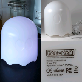 PAC-MAN Gamers Lamp Light