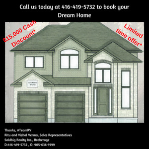 Pre-construction/New home Sales Event