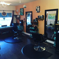 Talented Hair Stylist/Extenionist to share in Studio space