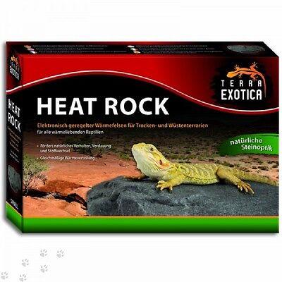 Heat Rock Heizstein Terrarium Klima Heizung Reptilien Terra Exotica Wärme ()
