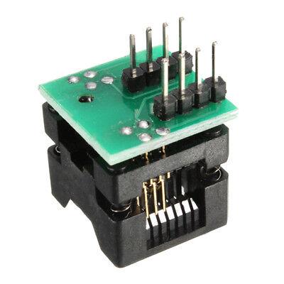 Soic8 Sop8 To Dip8 Ez Programmer Adapter Socket Converter Module W9z7 U8x6