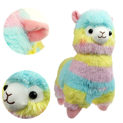 Toy Doll Rainbow Lovely Alpaca Llama Soft Touch Plush Children Birthday Gifts - Llama Stuffed Animal