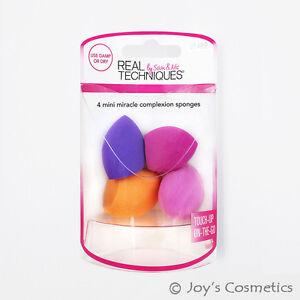 1-las-tecnicas-reales-milagro-de-4-Mini-Cutis-esponjas-034-RT-1492-034-Joy-039-s-cosmeticos
