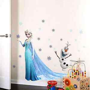 Brand new frozen wall decal