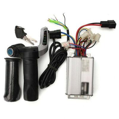 1000W Cepillo Controlador Patinete Eléctrico Acelerador for 22.2mm Manillar