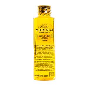 Moringa Oleifera Oil Cold Pressed – 100ml