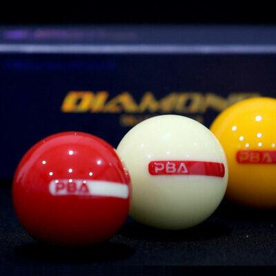 Korea Pro PBA Exclusive Official Billiards Balls 3cushion carom Red Orange