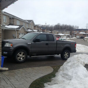 TRADE 2005 Ford F-150 Pickup Truck