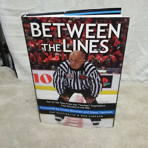 Between the Lines - The Ray Scapinello story