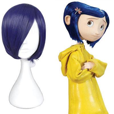 Coraline Cosplay Wig 11.8
