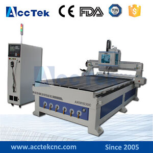 5x10' linear ATC cnc router, wood furniture cnc router. NEW!!! London Ontario image 3