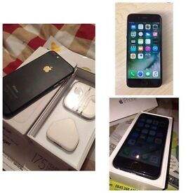 IPhone 6 custom black