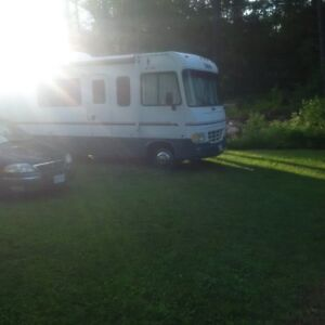 1999 33' class A motor home for sale