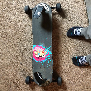 For Sale:  One Awesome Freebord.