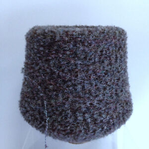 Large Yarn Cone for Knitting Machine (Boucle Textured)
