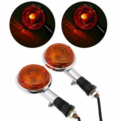 MOTORBIKE TURN SIGNAL INDICATOR LIGHT LAMPS FITS <em>YAMAHA</em> VIRAGO XV1100