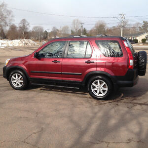 CRV REDUCED FROM $7995 TO $6995 FOR A QUICK SALE, HAVE A LOOK!!!