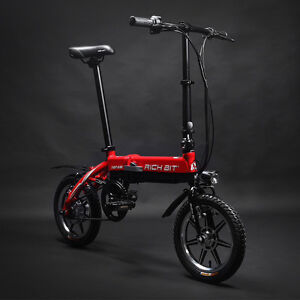 Folding ebike with battery inside frame(removable)