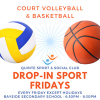 Drop-In Sport Fridays with QSSC