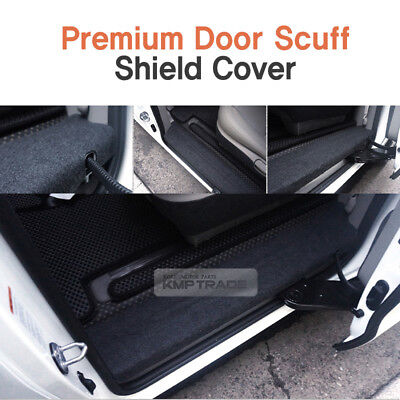 Premium Door Scuff Cover Anti Scratch Guard Protector for KIA 2016-2018 Sedona