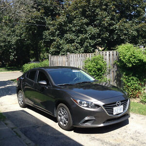 2014 Mazda3 - With Extended Warranty!