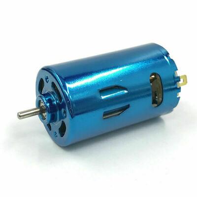 Dc 12v 24v 30000rpm High Speed Large Torque Rs-550 Electric Dc Motor Diy Car Toy
