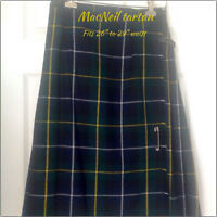 Ladies Kilts - MacNeil and Campbell