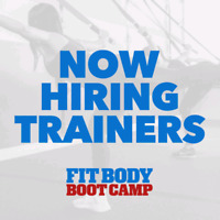 Now hiring fitness trainers/instructors