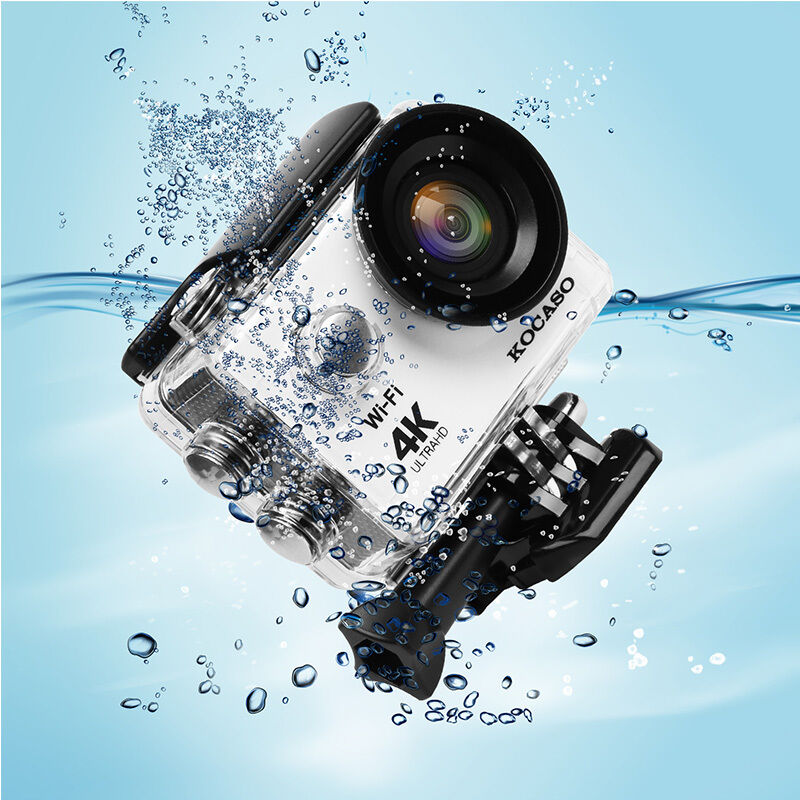 Ultra HD 4K WIFI Sports Action Camera Waterproof DV Camcorder
