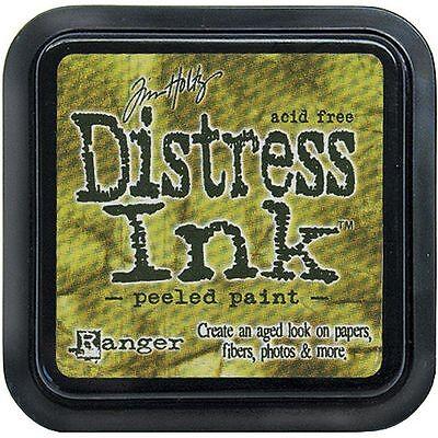Ranger Tim Holtz Distress Ink Pad- Peeled Paint TIM-20233 NEW #16 ()