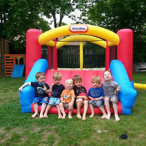 BOUNCY CASTLES, BUBBLE BALLS and more!
