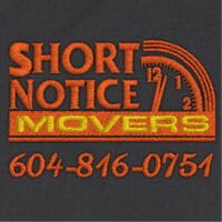 SHORT NOTICE MOVING COMPANY LAST MINUTE MOVERS