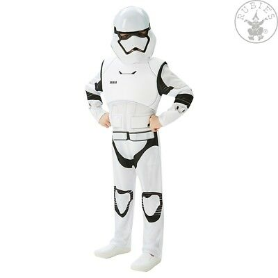 RUB 3620268 Stormtrooper Ep. VII Deluxe Lizenz Kostüm Star Wars Kinder Jungen ()