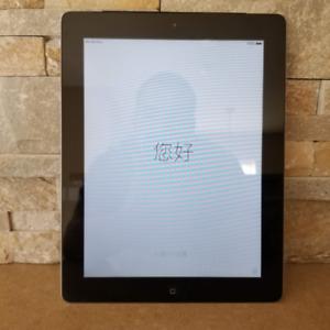Ipad Apple 16 GB A1396 Built In Cellular-Sim/3G/4G/WI-FI/GPS