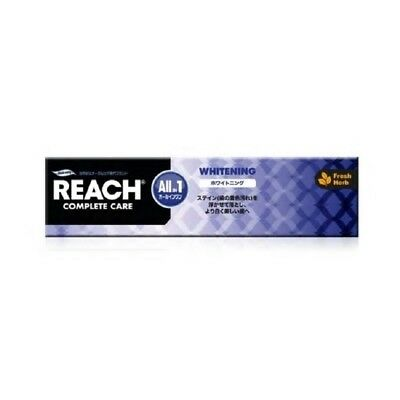 REACH COMPLETE CARE All-in-One Toothpaste- Whitening 120g New (All In One Toothpaste)