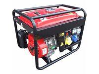 Petrol Generator, Brand NEW still in box, Neilson, 2200 Watts