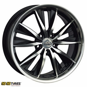 set of Euro max rims with Dunlop 205/55R16 tires Windsor Region Ontario image 4