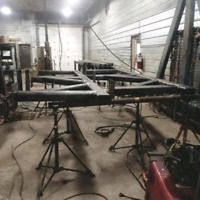 Welding shop/portable 85 hr