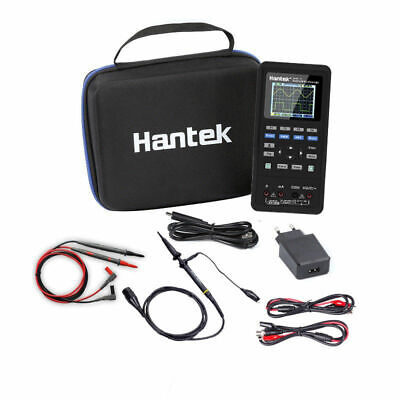 Hantek 2d42 3in1 Handheld 40mhz Oscilloscope Waveform Generator Multimeter