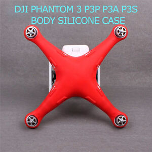 DJI PHANTOM 3 BODY WATERPROOF SILICONE PROTECTIVE COVER