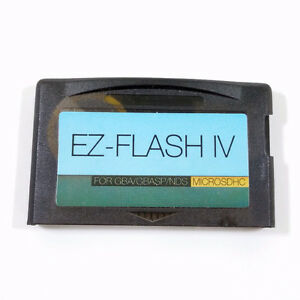 EZ Flash 4 IV Gameboy Advance Flash Card for GBA DS Lite EZFlash Kitchener / Waterloo Kitchener Area image 1